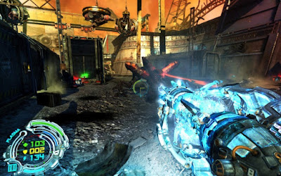 Hard Reset Redux Game Free Download For PC
