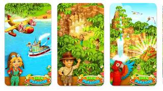 تحميل لعبة مزرعة الجنة Farm Paradise: Fun Farm v2.25 مهكره آخر إصدار  للأندرويد