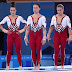 German Olympic Gymnasts fight against sexualisation of women by wearing unitards for the first time (Picture)