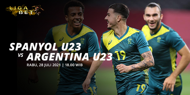 PREDIKSI PARLAY SPAIN U23 VS ARGENTINA U23