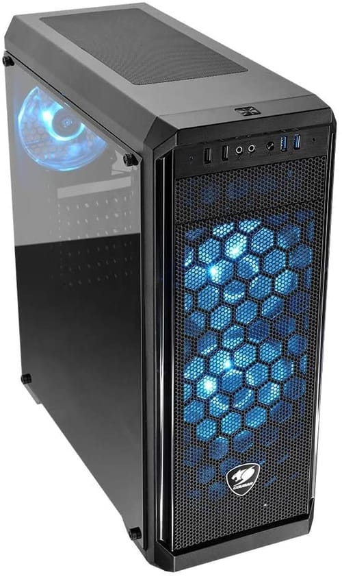 Review Cougar MX330-G Air Gaming PC Case