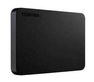 Toshiba Canvio Basic 1TB A3