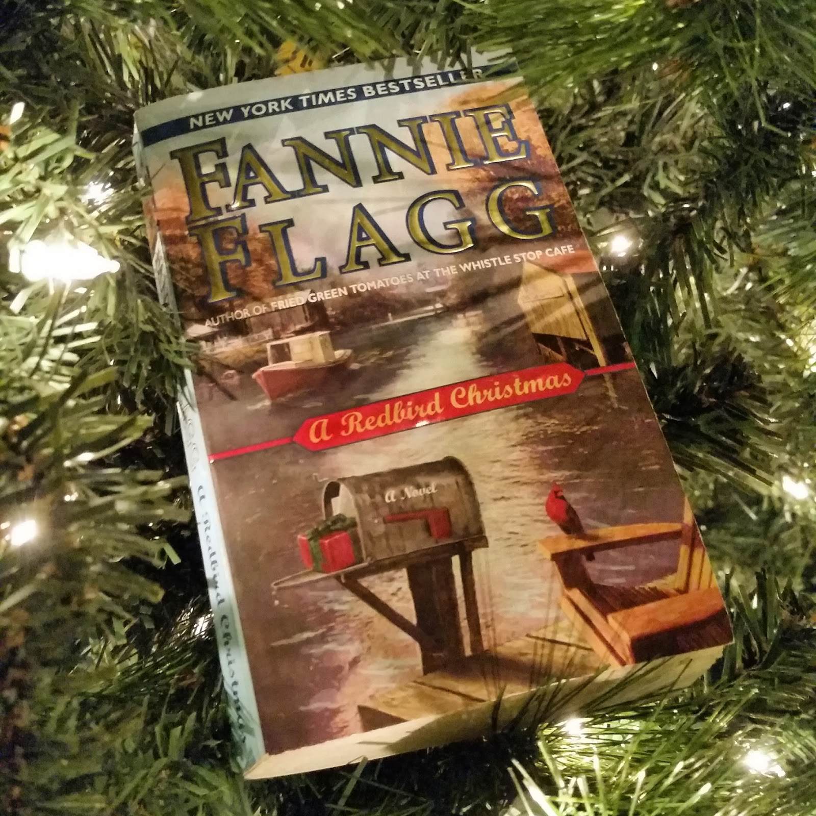 i havent read many christmas novels in my reading career so im not sure if they dont translate like movies but i plan to continue reading more in future - A Redbird Christmas