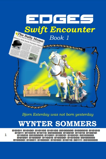 """EDGES: Swift Encounter"" by Wynter Sommers"