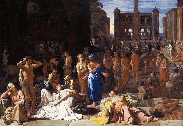 Η επιδημία του 430 π.Χ. που άλλαξε την Αθήνα