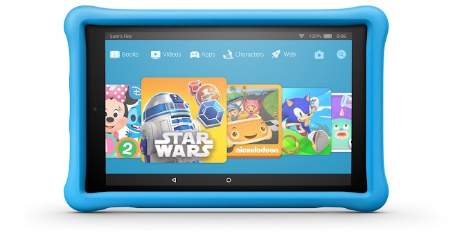 The all-new Amazon Fire HD 10 Kids Edition announced, priced at $200