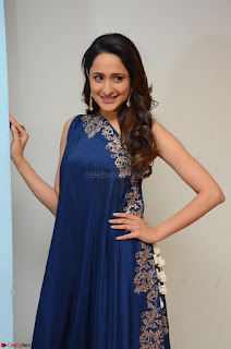 Pragya Jaiswal in beautiful Blue Gown Spicy Latest Pics February 2017 027.JPG