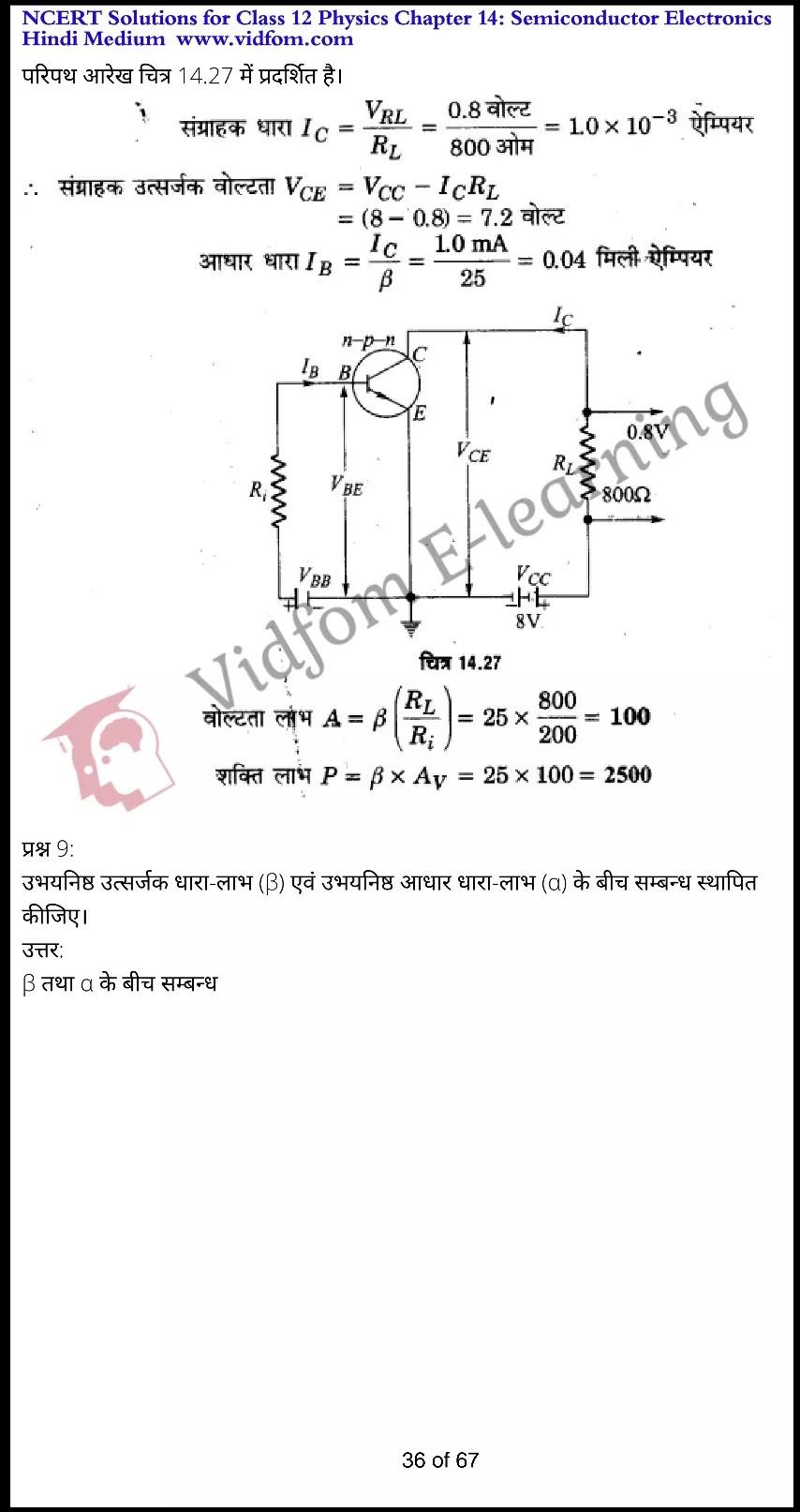 class 12 physics chapter 14 light hindi medium 36