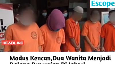 Dua Wanita Jadi Dalang Pencurian Mobil, Menggunakan Obat Bius Dan Modus