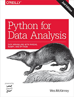 Top Python books for Data Science