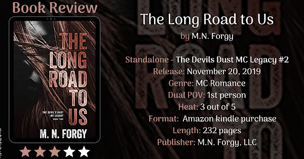 The Long Road to Us by MN Forgy