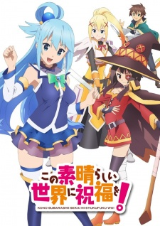 Download Kono Subarashii Sekai ni Shukufuku wo! Batch Subtitle Indonesia