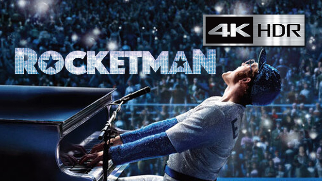 Rocketman (2019) 4K UHD [HDR] Latino-Castellano-Ingles