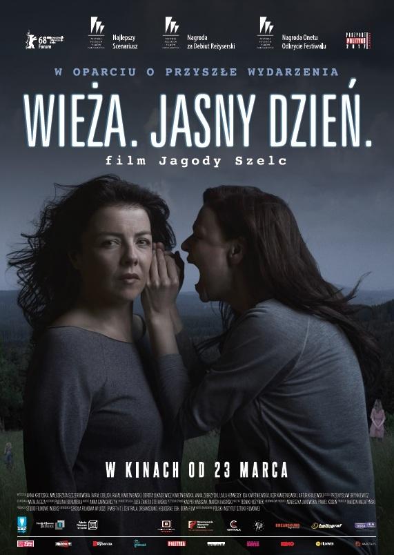 Spór W Kinie Kolejny świetny Plakat Do Polskiego Filmu