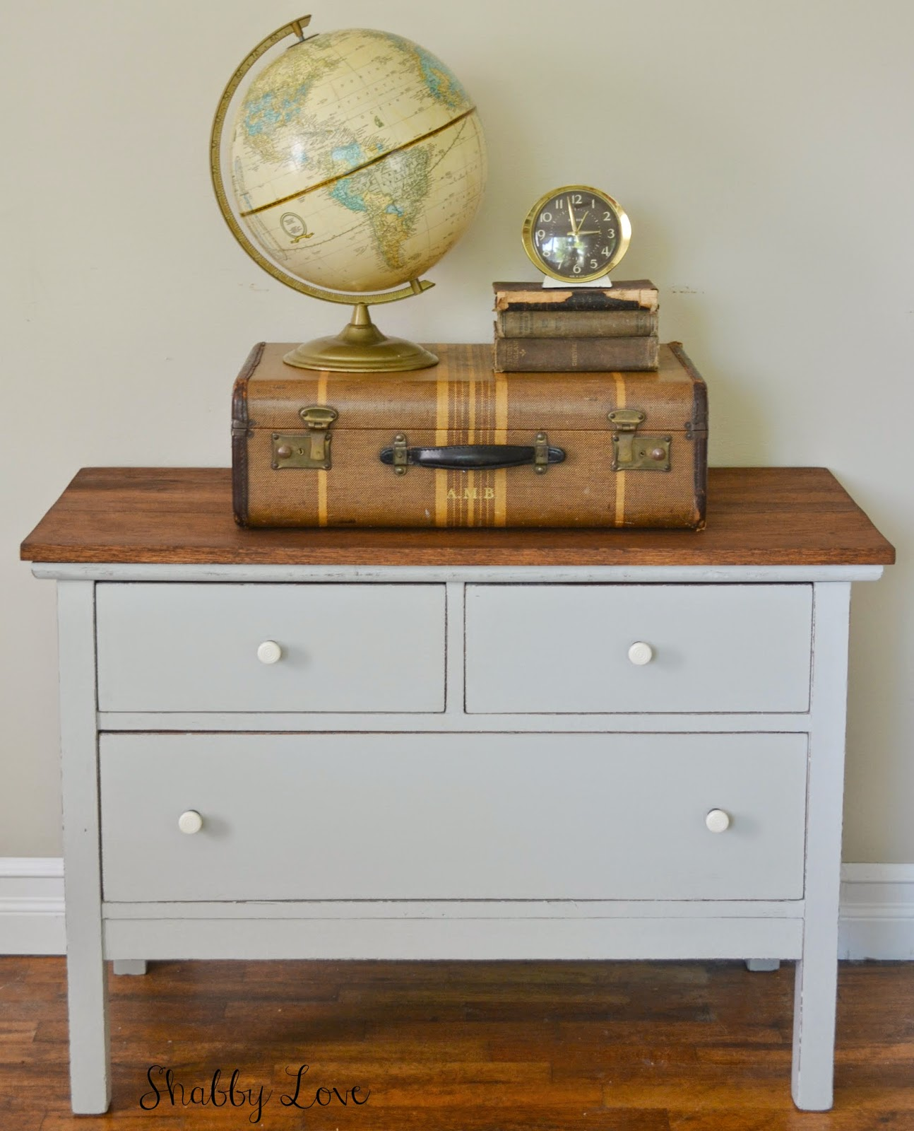 Shabby Love: The Best Thrift Store Furniture Find Ever