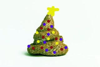 arbol de navidad de mierda