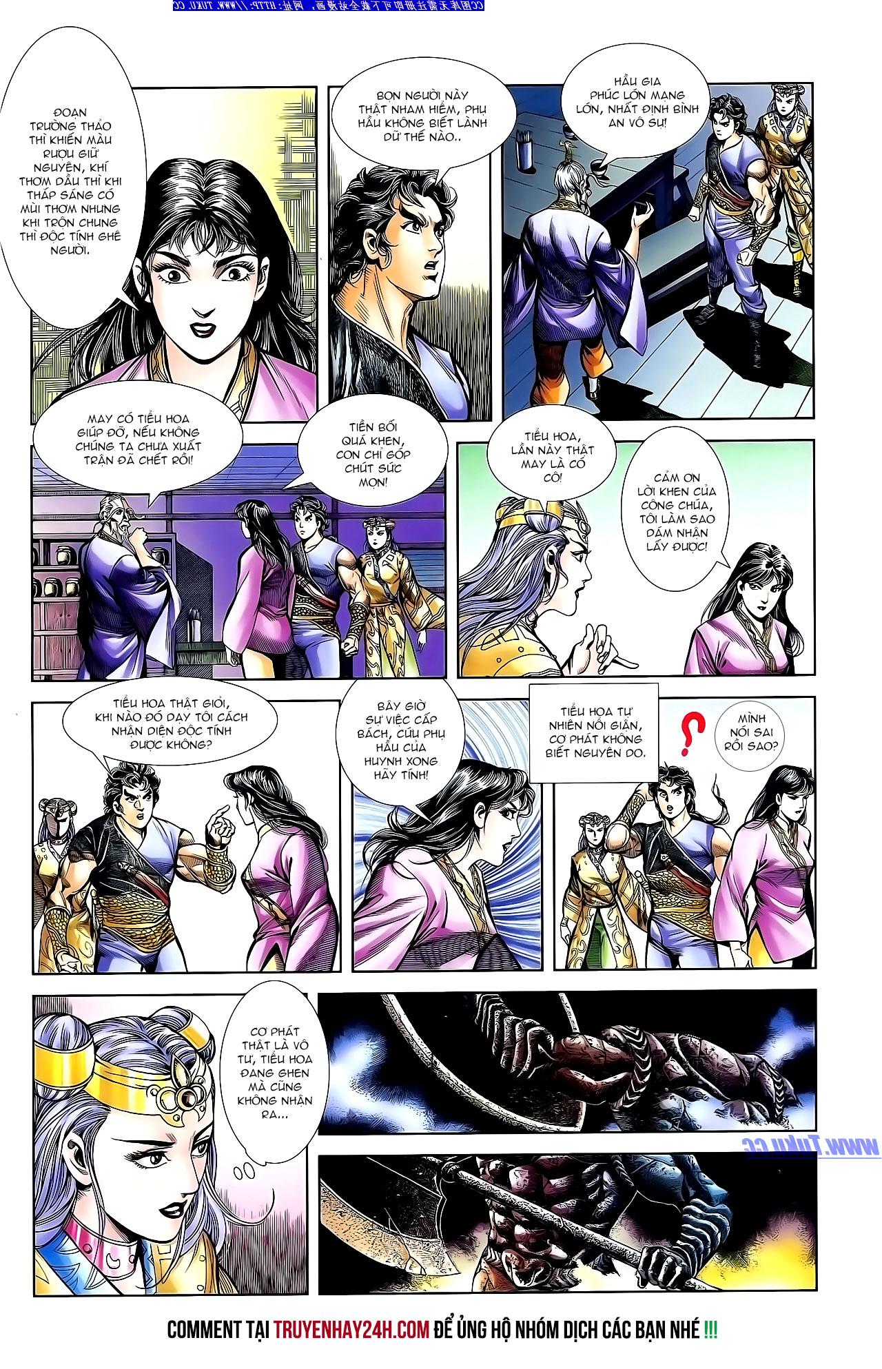 Cơ Phát Khai Chu Bản chapter 141 trang 26