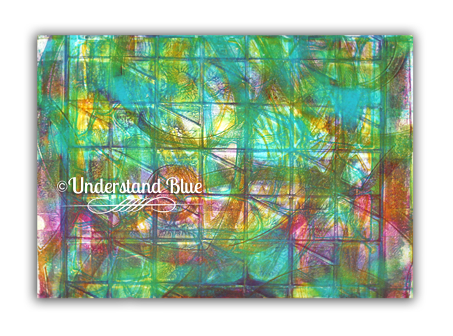 Unstructured Print by Understand Blue