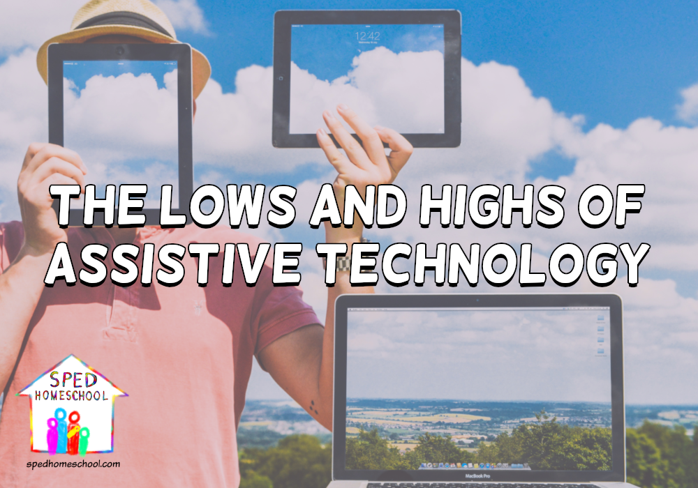 The Lows and Highs of Assistive Technology