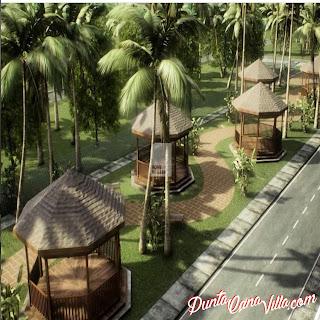 Villas en Venta en Punta Cana con Piscina Privada en Patio