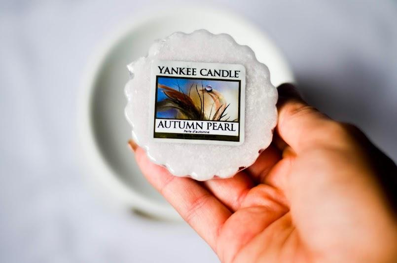 Jesienny przetrwalnik - Yankee Candle Autumn Pearl