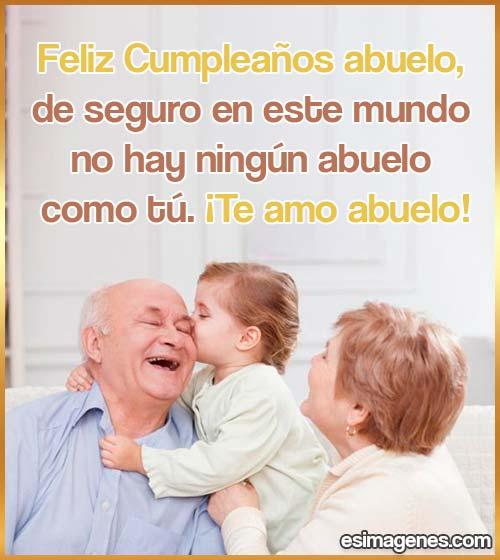 imágenes de feliz cumpleaños abuelo