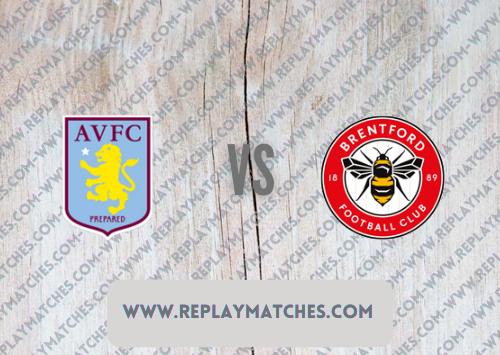 Aston Villa vs Brentford -Highlights 28 August 2021
