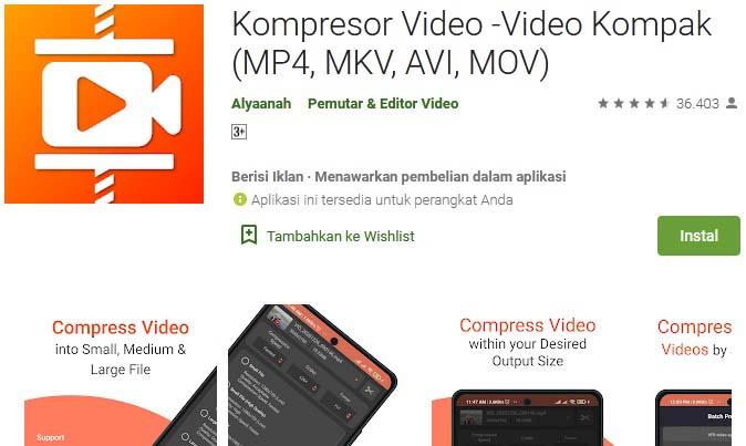 aplikasi kompres video 1