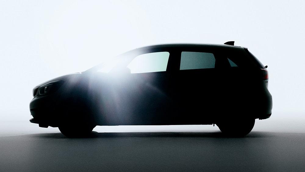 All-new Honda Jazz teased for Tokyo debut