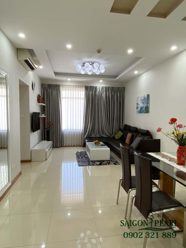 Saigon Pearl Sapphire 1 cần bán căn hộ 91m2 - hình 2