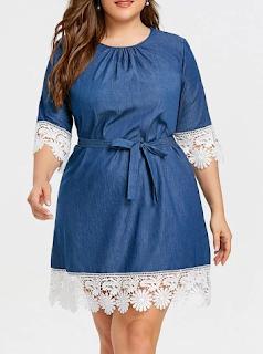 comprar roupas femininas plus size