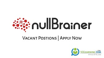 Nullbrainer Jobs In Pakistan May 2021 Latest | Apply Now