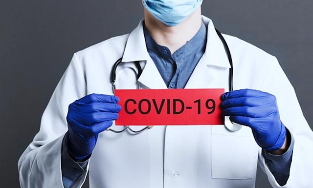 Médicos infectados por coronavirus en Perú