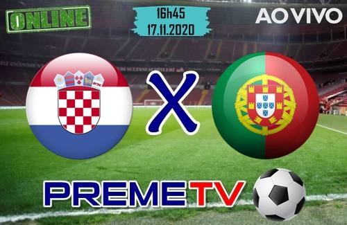 Croácia x Portugal Ao Vivo