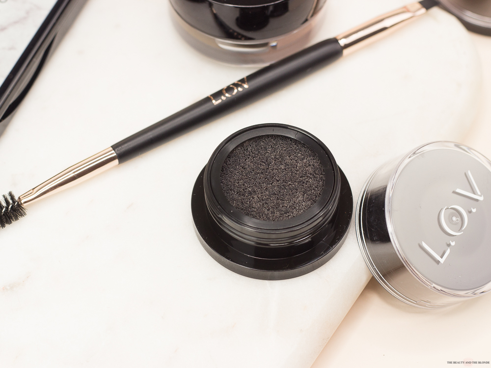 L.O.V Code: Nude Collection Staining Eyebrow Cushion Review
