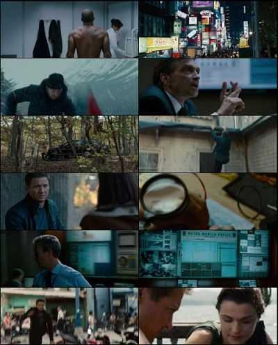The Bourne Legacy 2012 Hindi-English Dual Audio 300mb