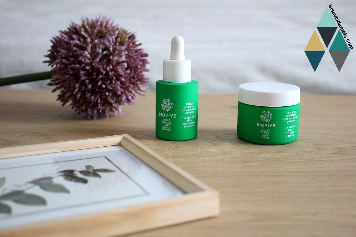 avis test revue beauté soins visage hydratant bio naturel vegan biovive