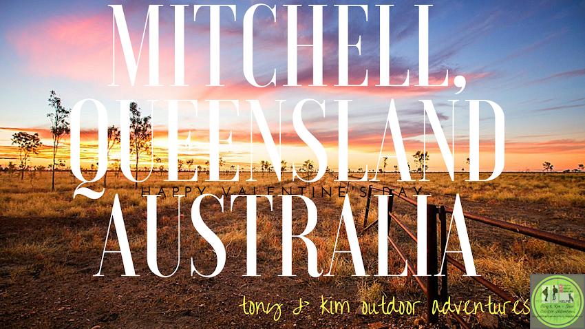 MITCHELL, QUEENSLAND. AUSTRALIA