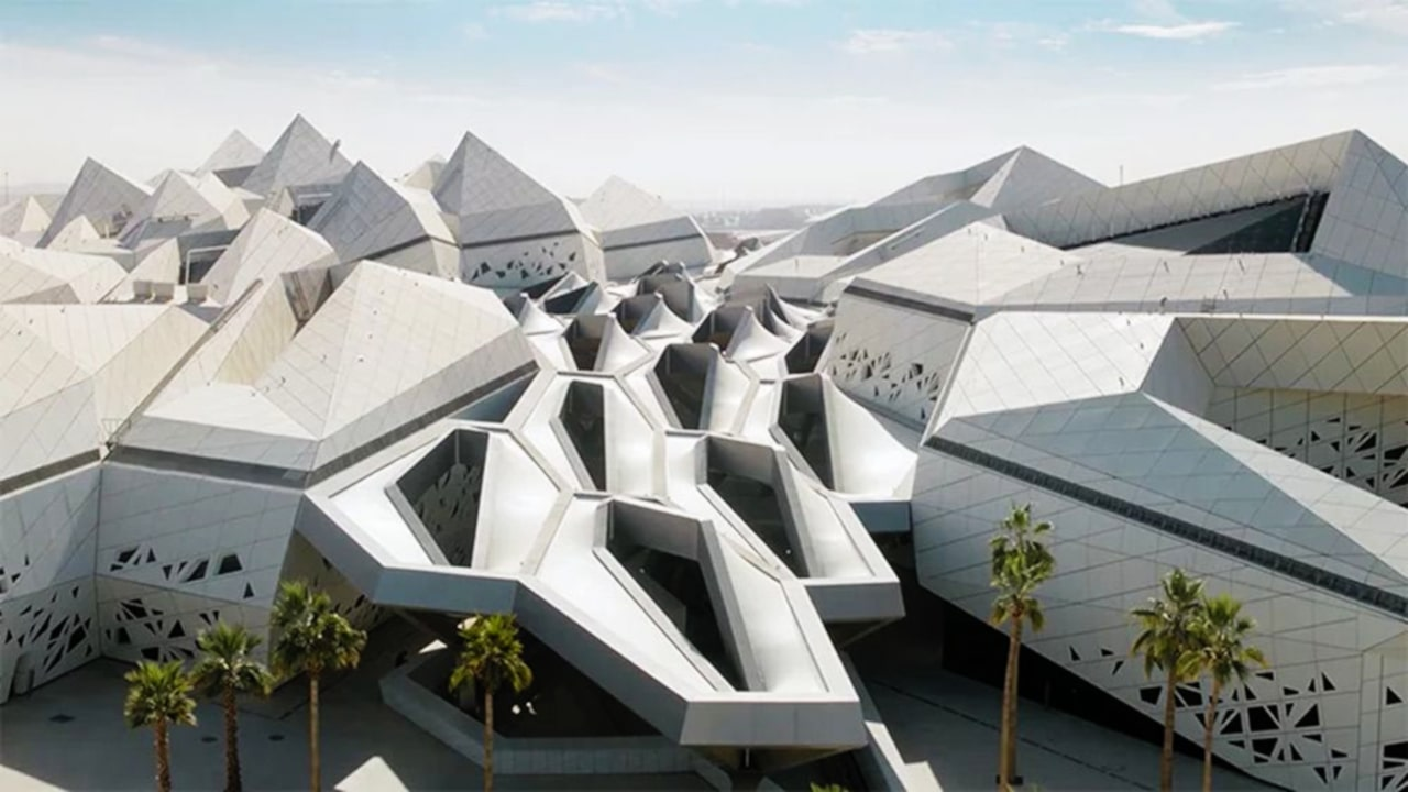 arquitectura de zaha hadid