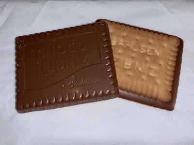 Choco Leibniz with the taste of Baileys