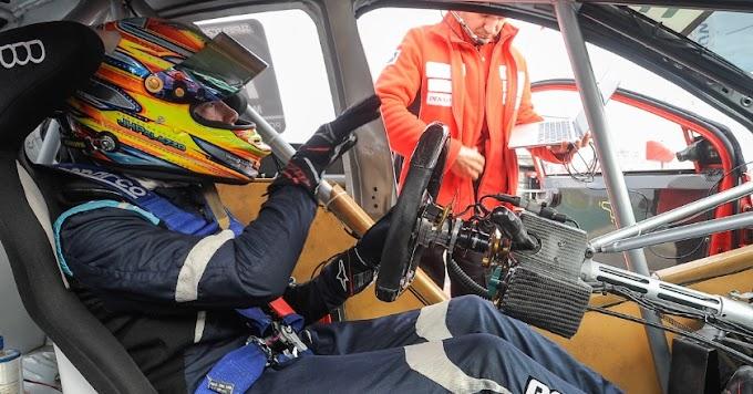Hernán Palazzo fue designado nuevo piloto oficial Toyota Gazoo Racing