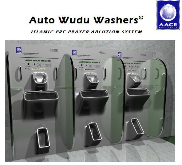 WW: Paip Ambil Wudhu' Auto