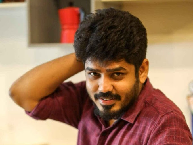 Vignesh Karthick - Taking Up The Role Of A Director Is A Great Challenge Till We Complete Our Project Successfully (Director)