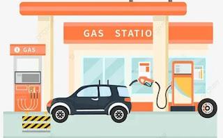 دراسة جدوى مشروع محطة وقود وبنزين سيارات pdf