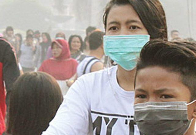 Ditinggal Mudik Warganya, Kualiatas Udara Jakarta Terburuk di Dunia