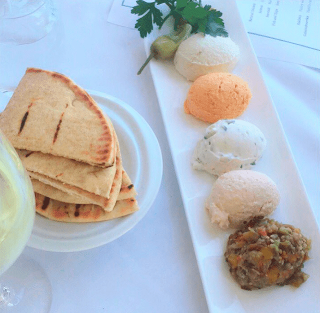 The best Greek food in New Jersey