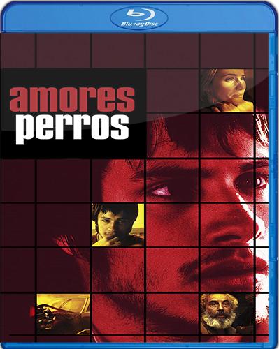 Amores Perros [2000] [BD25] [Latino]