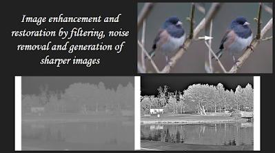 image enhancement in focus