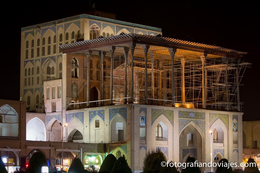 Palacio Ali Qapu