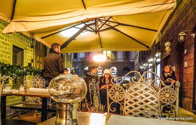 Restaurante em Florença: Osteria dell'Olio
